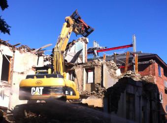 Demoliciones Sierra Guadarrama