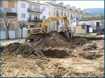 Alquiler excavadoras Segovia