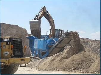 Reciclaje residuos construcción Segovia