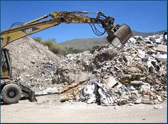 Gestión residuos construcción Collado Villaba