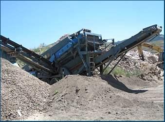 Retirada residuos construcción Segovia